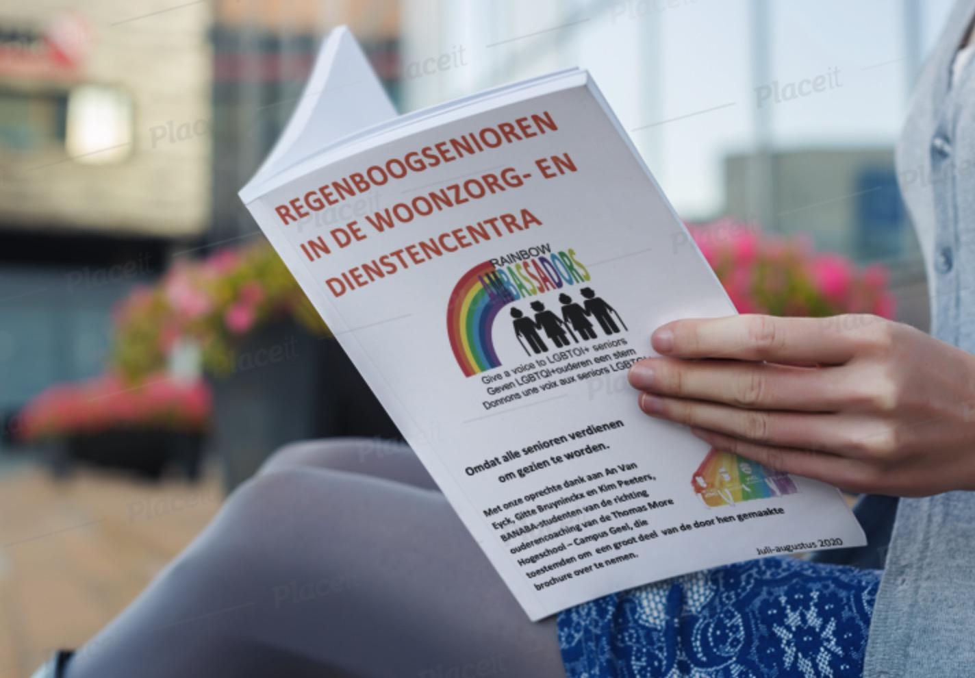 brochure voor woonzorgcentra